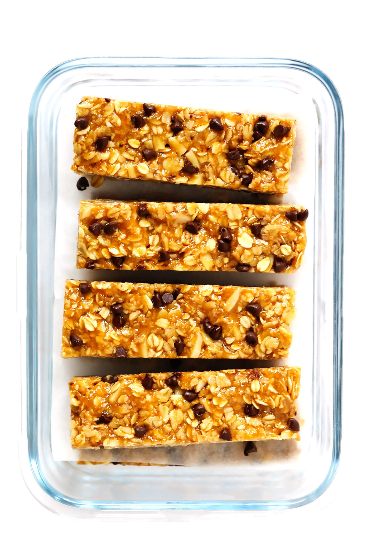 Chewy Peanut Butter Granola Bars Gimme Some Oven